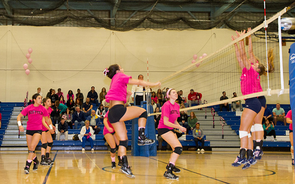Suffolk Community College Riverhead >> Suffolk County Community College - Dig Pink Volleyball Fundraiser