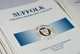 2014 Suffolk County Community College Commencement