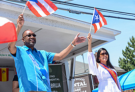 48th Annual Brentwood Puerto Rican Day Parade