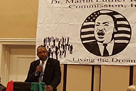 President McKay Keynotes County MLK Celebration