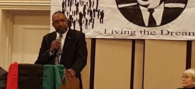 President McKay Keynotes MLK Celebration