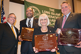 L.I. Federation of Labor Awards